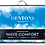 Thumbnail: Dentons Traditional Pillow, Wave Comfort
