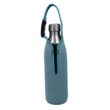 Fluid Bottle Carry Tote, 750ml - Sky Blue