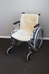 Sheepskin Wheelchair Seat/Back Cover