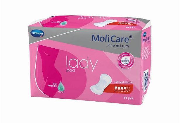 Molicare Premium Lady Pads 4 Drops 782ml