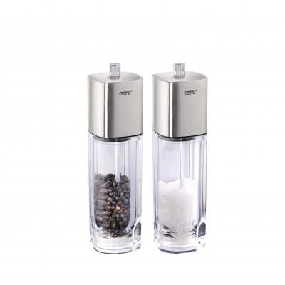 Gefu Dueto Salt & Pepper Mill Set