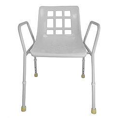 Homecraft Extra Wide Steel Shower Chair SWL 125kg