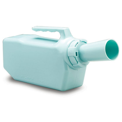 Male Urinal Spil-Pruf