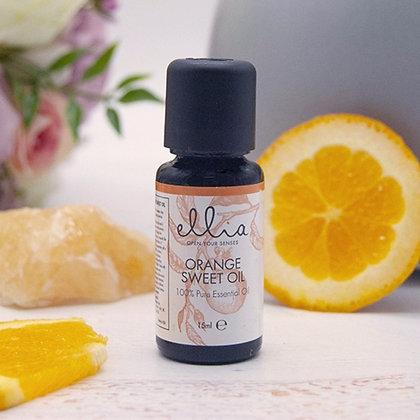 Ellia Orange Pure Essential Oil 15ml