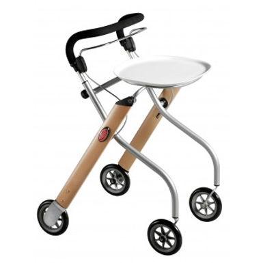 TrustCare® Let'sGo Indoor Walker - Beech (With Tray & Bag) SWL 100kg