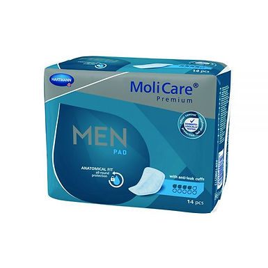 Molicare Premium Men Pads Men 546 4 Drop