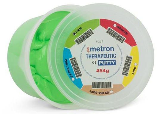 Therapeutic Exercise Putty, Soft, Yellow, 454g
