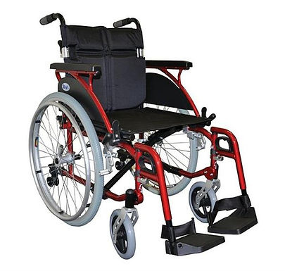 Link Self Propelled Wheelchair SWL 130kg