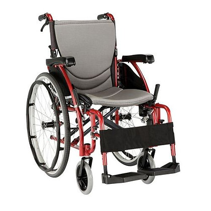 Karma S-Ergo 125 Self Propelled Folding Wheelchair SWL 115kg