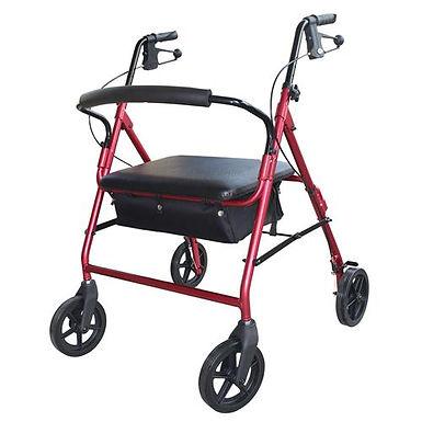 Heavy Duty Adjustable Seat Walker SWL158kg