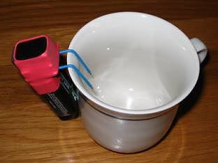 9 Volt Single Level Liquid Sensor