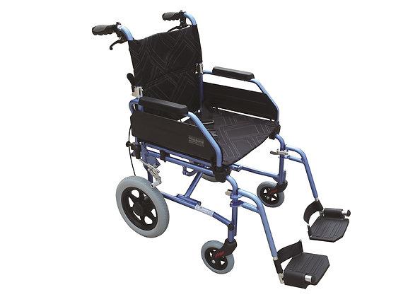 Nova Lux Transit Wheelchair SWL 110kg