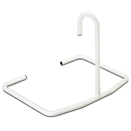 Bed Rail with Safety Return - Adjustable Hook