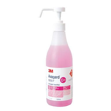 Avagard Handrub Chlorhexidine 0.5% + Alcohol 500ml Pump