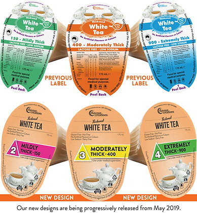 Flavour Creations Ready-to-Drink White Tea