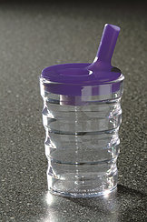 Non Spill Cup with Spout