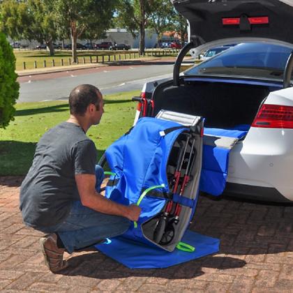 Wheelchair Boot Slider