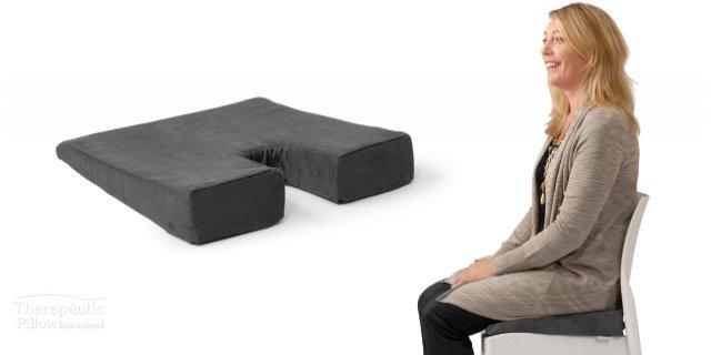 Coccyx Wedge Tailbone Support Cushion