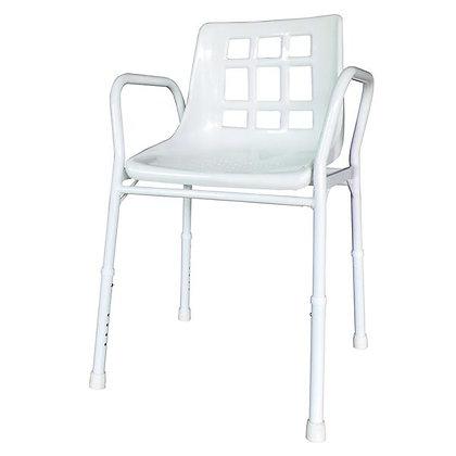 Nova Shower Chair - Aluminium SWL 150kg