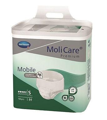 Molicare Premium Mobile 5 Drops Small Waist 60 90cm 941ml