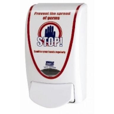 "Cutan Proline ""Stop"" Dispenser Unit 1 Litre"