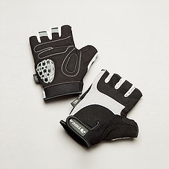 Impacto Sports Wheelchair Gloves, Half Finger