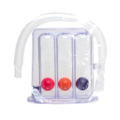 Spirometer Threeflow Respiratory Exerciser
