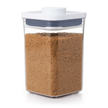 OXO POP Container, Small Square Short 1.1