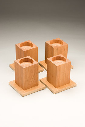 Blox Bed Raisers - Height 130mm (set of 4)