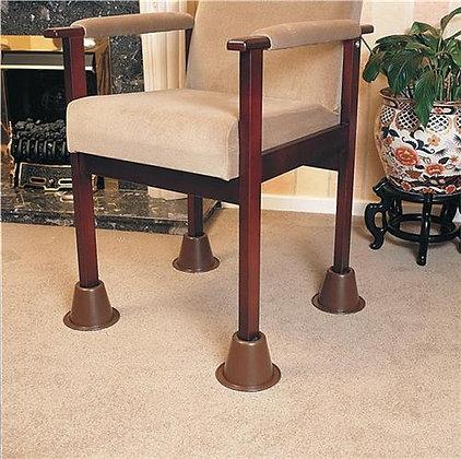 Homecraft Cone Chair Raisers 90mm (9cm)