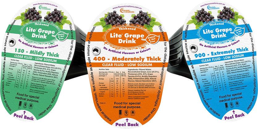 Flavour Creations Diet Fruit Drinks Lite Grape Drink