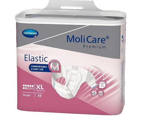 Molicare Premium Elastic 7 D Slip X Large Waist 140 175cm 3180ml