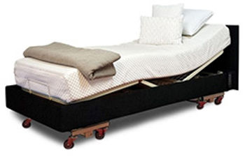 IC555 Bariatric Bed