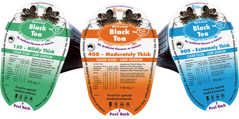 Flavour Creations Ready-to-Drink Black Tea