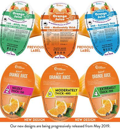 Flavour Creations Real Fruit Juices Orange