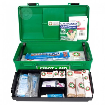 Family Safety First Aid Kit