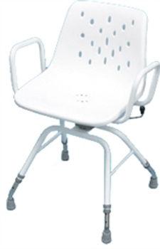 Myco Swivel Seat Shower Stool SWL 160kg