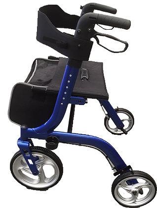 Deluxe Rollator, Blue
