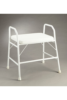 Shower Stool - Extra Wide 620mm or 680mm Width SWL 175kg