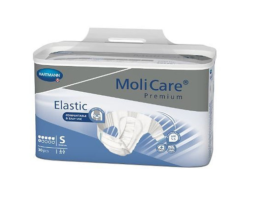 Molicare Premium Elastic 6 D Slip Small Waist 70 90cm 1667ml