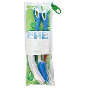 Etac Beauty Kit, Includes Body Washer, Comb Long, Multipurpose Grip
