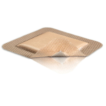 Mepilex Border Flex Dressing 7.5cm x 7.5cm Box of 10