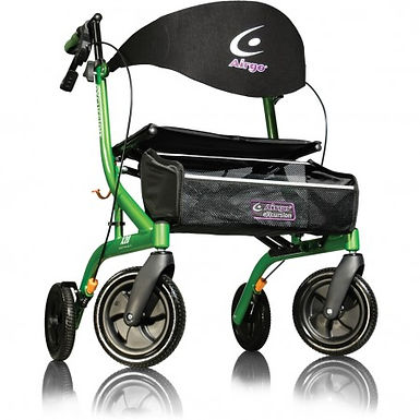 Airgo eXcursion X20 with Cup Holder - Lime colour