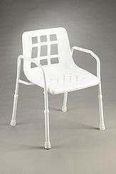 Aluminium Shower Chair  SWL 200kg