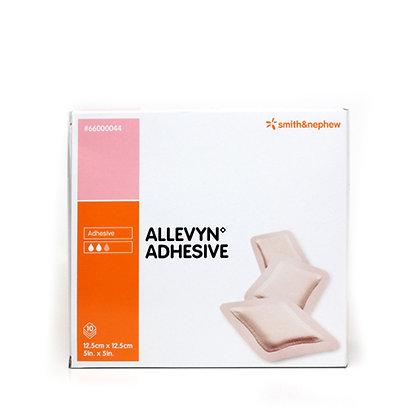 Allelvyn Hyrdocellular Dressings Adhesive 12.5 x 12.5cm Box of 10