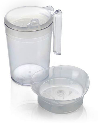 Polycarbonate with Two Lids