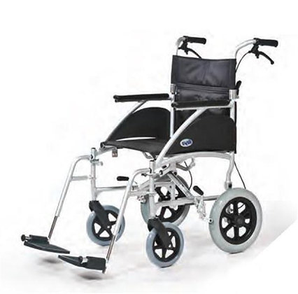 "Swift Wheelchair, Transit Attendant Propelled, 18 x 16"""