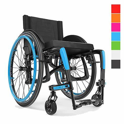 Helio Veloce Manual Wheelchair