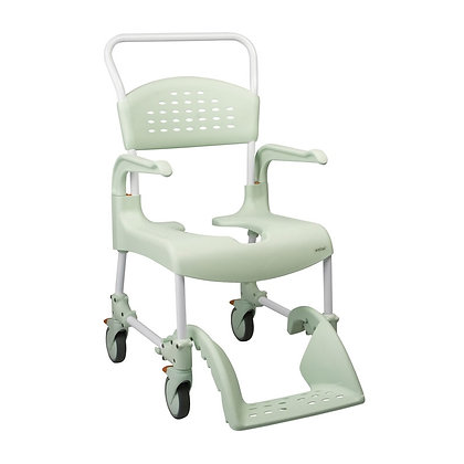 Etac Clean Mobile Shower / Commode Chair SWL 130kg