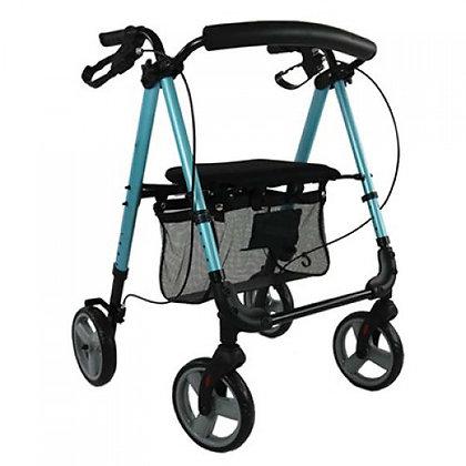 "Flexi Walker 8"" Height Adjustable Ice Blue"
